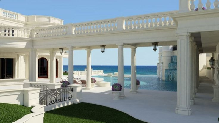Million dollar ocean homes around the world-Florida USA