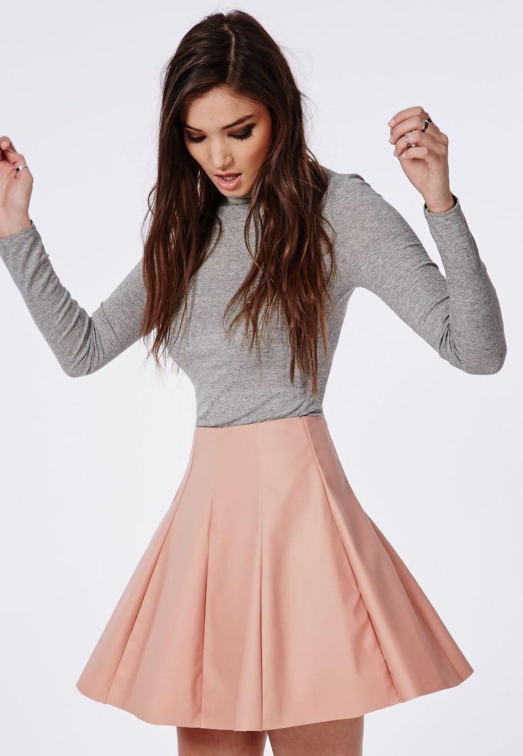 Angelic Skater Skirt : Elegant Skater Skirt