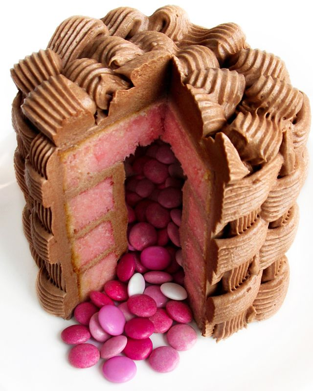 Wild cherry Mascarpone cake #recipe