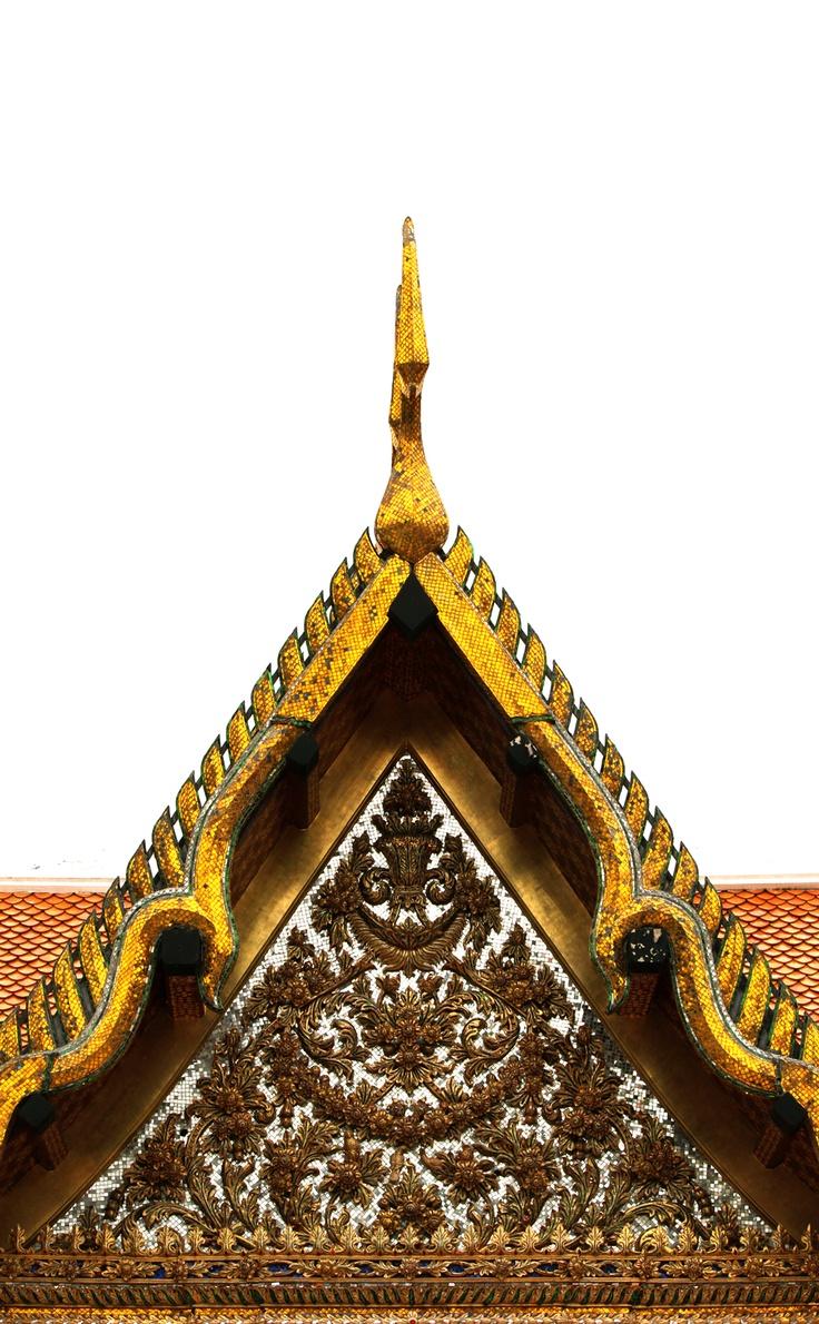 Wat Ratchanadda Bangkok Thai Temple Architecture