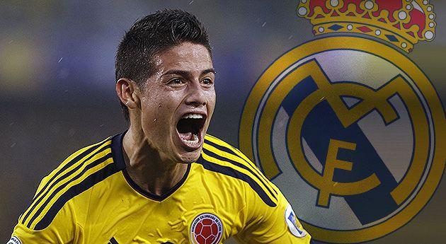James ya acordó con el Real Madrid, Deportes - Semana.com