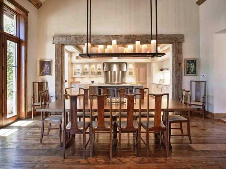 Nice Modern Rustic Cottage Decor   Google Search · Rustic HousesRustic  CottageDining Room ...
