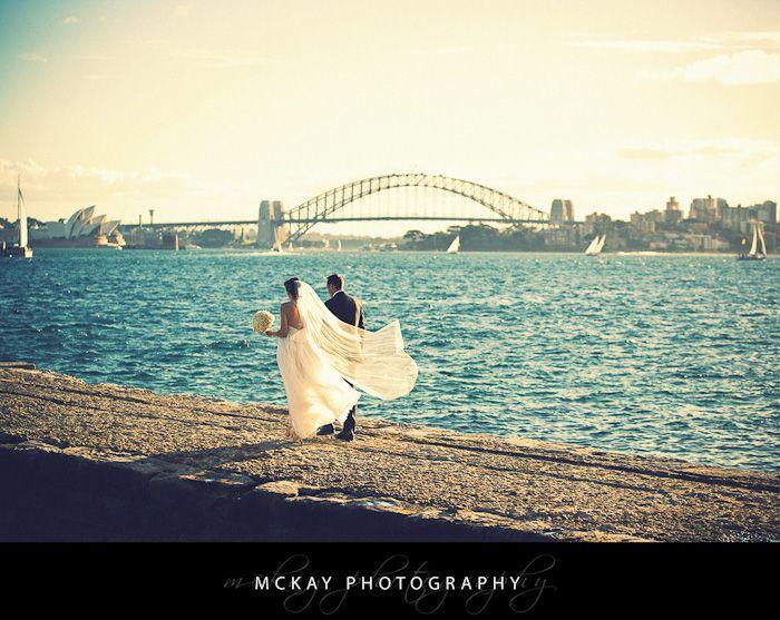 Bradley's Head - wedding location Sydney