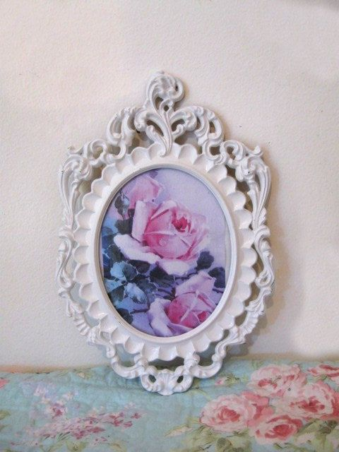 Meer dan 1000 ideeën over shabby chic spiegel op pinterest ...