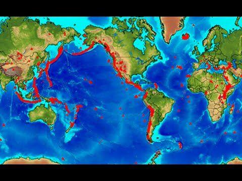 Major Earthquakes Strike All Over The Globe Last 48 Hours /Apr 2015
