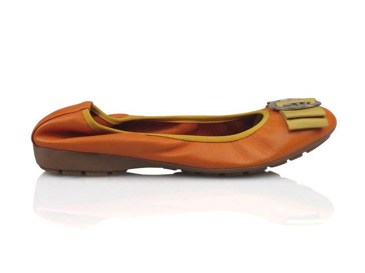 Zensu - Plea - Orange Leather
