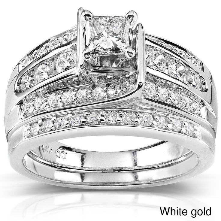 1521 best Wedding Rings images on Pinterest Rings Jewellery and