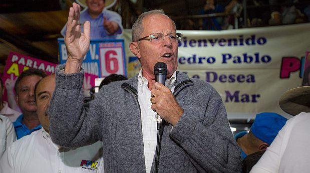 PPK, candidato de Peruanos por el Kambio, comentó que entregó carta de recomendación a ex titular del BCR sin saber que sería utilizada para fines comerciales