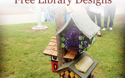 39 Wildly Creative Little Free Library Designs