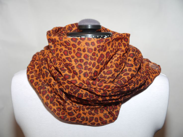 #bomullsscarf 129:- @ http://decult.se/store/products/bomulsscarf-guldbrun