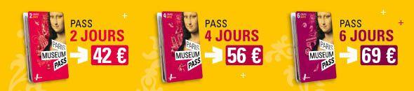Paris Museum Pass.  This gets you into ten different locations including the Louvre, the Arc de Triomphe, Chateau de Versailles, and a tour of Notre Dame.