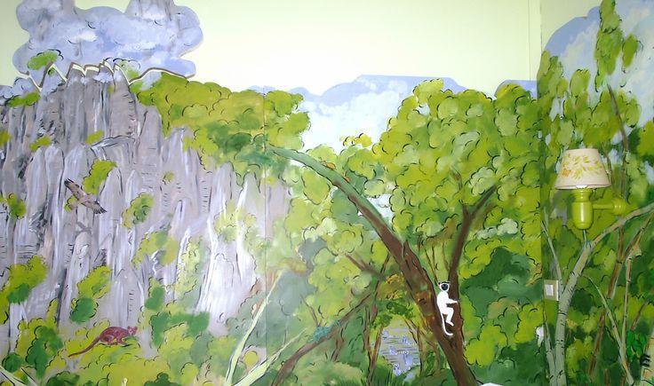 Madagascar. Particular Biologo Barna. Autor: Joan Illa