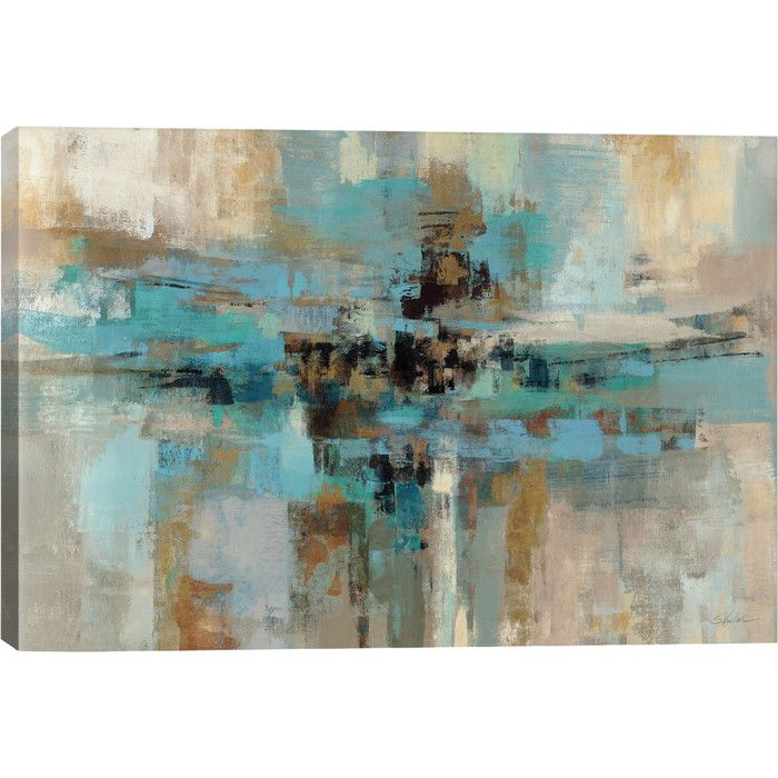 You'll love the Morning Fjord Canvas Print at Joss & Main - With Great Deals on all products and Free Shipping on most stuff, even the big stuff.