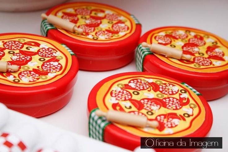 Festa na Pizzaria