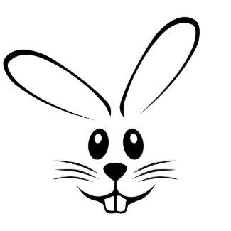 face easter bunny - Google zoeken