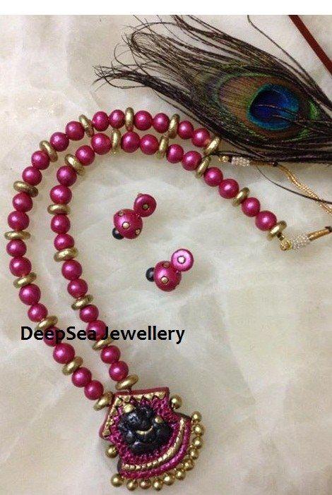 Terracotta jewellery by DeepSea Jewellery-Jewellery-DeepSea Jewellery