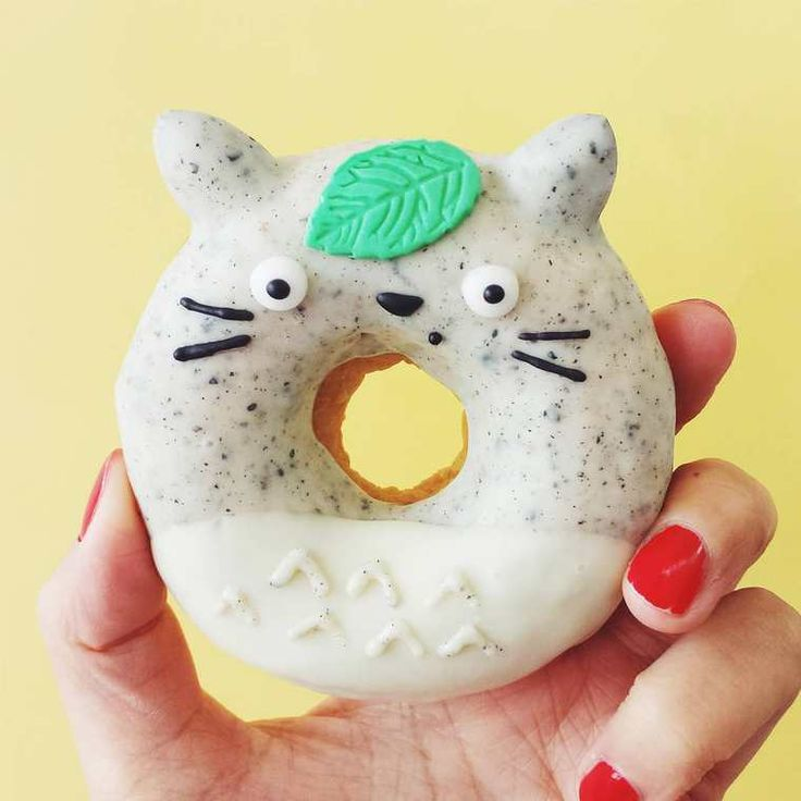 The adorable and kawaii pastries by Vicky Liu