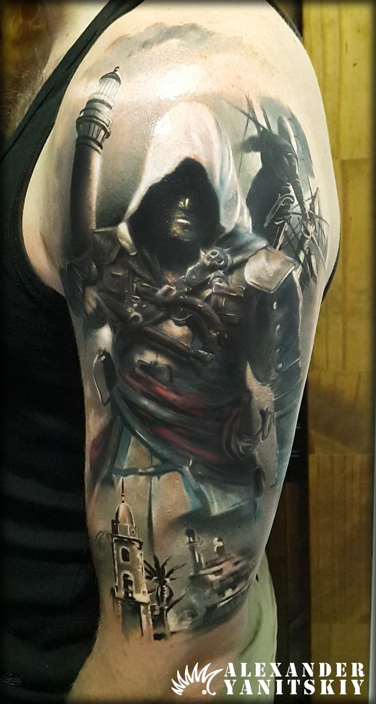 1319 best tattoo's images on Pinterest | Cool tattoos ...