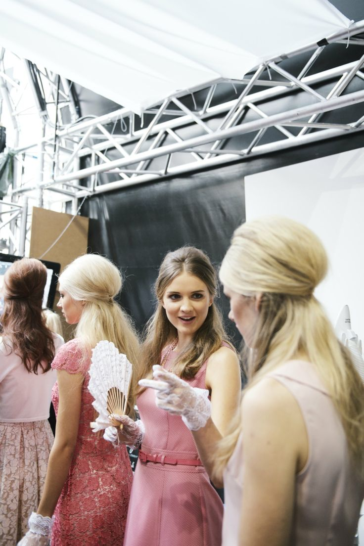 #MSFW #Review #backstage
