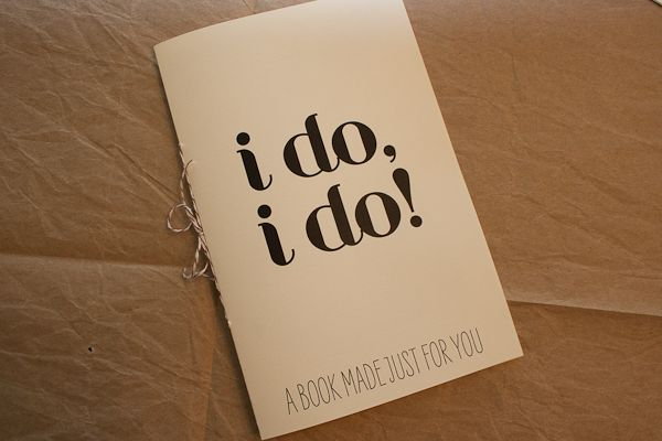 I do - wedding activity booklet for guests as they wait.  | Lovely Indeed    (idea - combine with the program?)