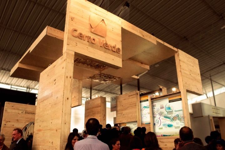 17 best images about exhibition design on pinterest - Fabrica de stands ...