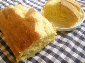 Easy!  Fluffy Tsu my tofu cake ☆ COOKPAD