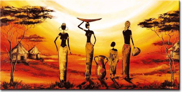 Pinturas: imagenes de pinturas africanas