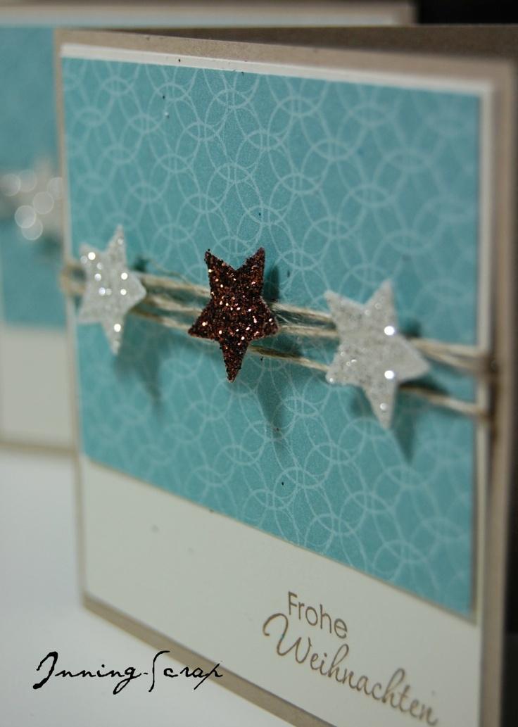 die besten 25 weihnachtskarten basteln ideen auf. Black Bedroom Furniture Sets. Home Design Ideas