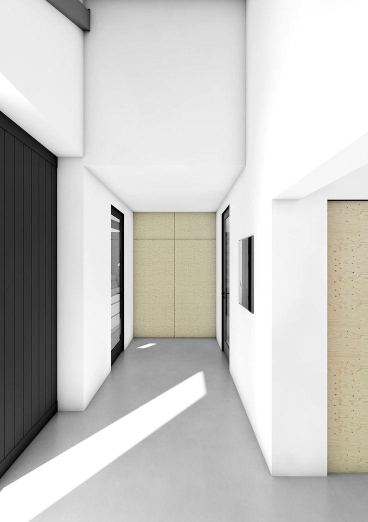 Meer dan 1000 idee n over hal ontwerp op pinterest binnenkomst muur voorkant van huizen en - Nieuwe ontwerpmuur ...