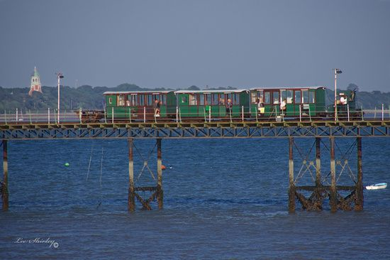 day 62 - hythe pier