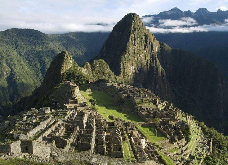 Machu Picchu, Peru