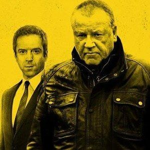The Sweeney Poster with Ray Winstone and Damian Lewis - Hayley Atwell and Ben Drew also star in Nick Love's crime thriller about a London detective trying to stop a bank heist in progress.