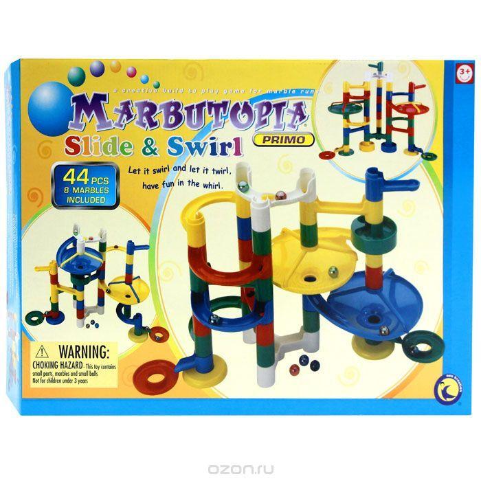 Купить Marbutopia Конструктор Катиться и крутиться - детские товары Marbutopia в интернет-магазине OZON.ru, цена…