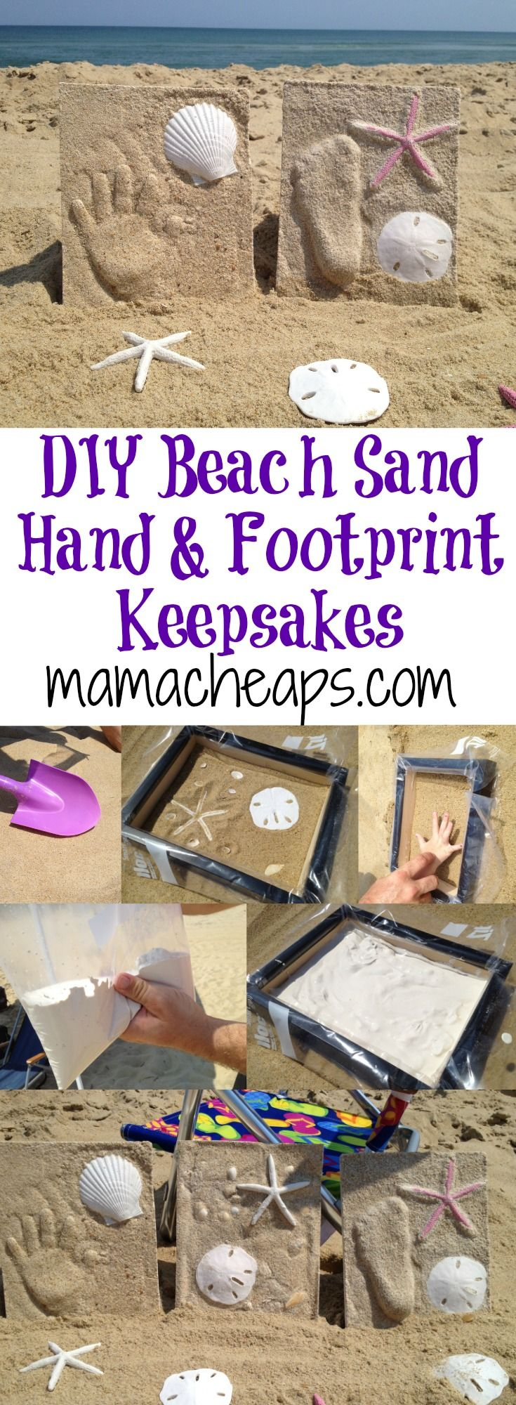 2275 best beach and nautical diy crafts images on pinterest diy beach sand hand and footprint keepsakes solutioingenieria Choice Image