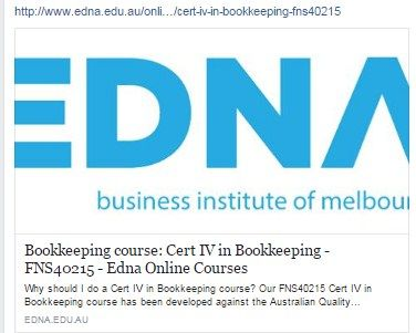 http://www.edna.edu.au/online_courses/cert-iv-in-bookkeeping-fns40215