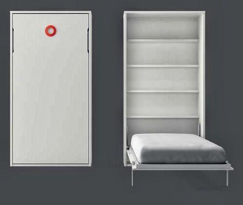 M s de 1000 ideas sobre cama plegable en pinterest - Camas supletorias plegables ...