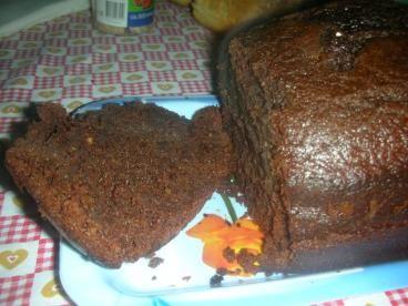 Torta al cioccolato fondente e nutella (nella macchina del pane)