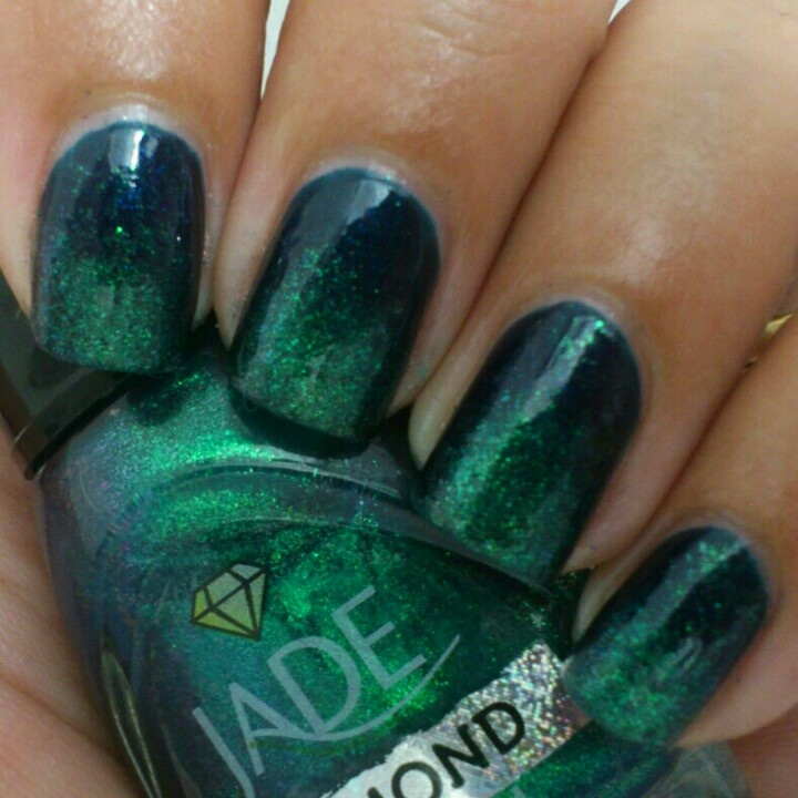 Mejores 12 imágenes de Diamond nails en Pinterest | Uñas bonitas ...