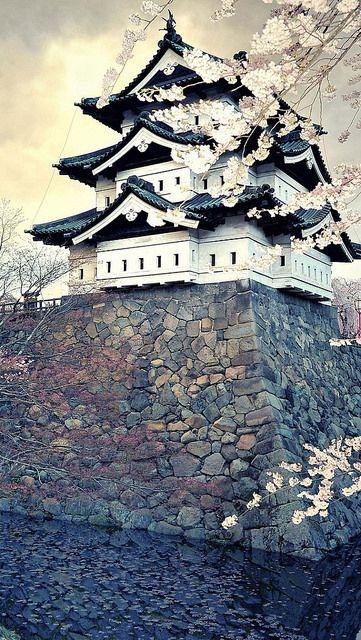 http://www.pinterest.com/joliesarts ∗ »☆Elysian-Interiors ♕Simply Divine #Interiordesign ~ city_sakura_japan_spring