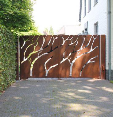 12696 roestige poort nuenen