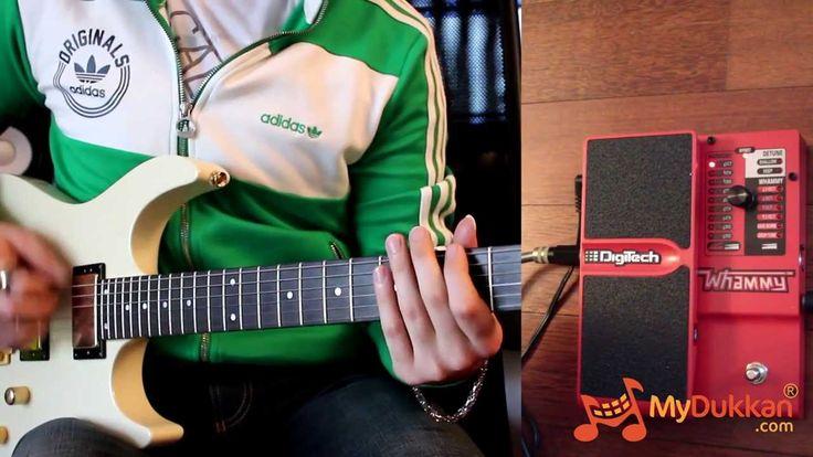 DigiTech Whammy Gitar Pedalı İncelemesi (Hızlı Video)