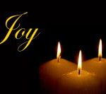 "Joy – The Third Sunday of Advent  ""May the God of hope fill you with all joy and peace as you trust in him, so that you may overflow with hope by the power of the Holy Spirit."" On this third Sunday of Advent we celebrate the Joy of the Holy Spirit. Joy comes from the understanding."