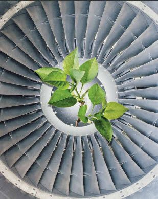 Leaf-jet