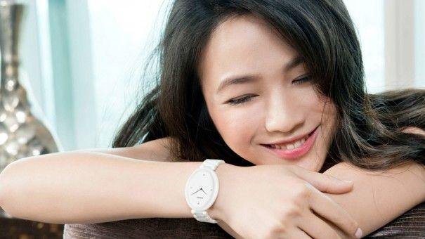 Foto de cabecera del nuevo reloj Rado Esenza Touch para mujer.