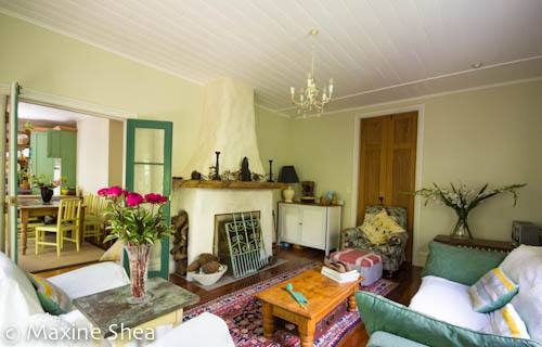 Akaroa cottage accommodation. Fleur Cottage