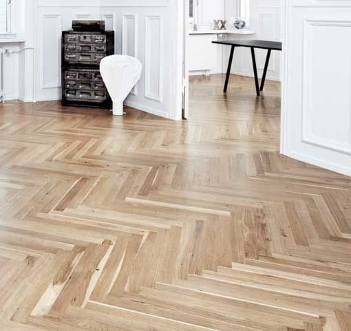 Parquet Flooring for Adding Texture and Higher Visual