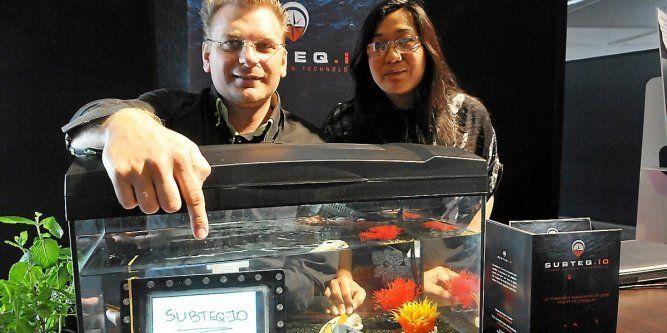 La start-up héraultaise Subteq.Io finalise un projet d'ordinateur révolutionnaire permettant aux plongeurs de s'orienter sous l'eau. Cette innovation va révolutionner la plongée...