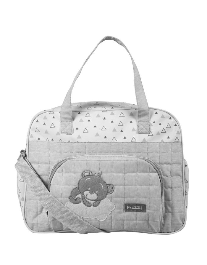 Fuzz Bear Nappy Bag