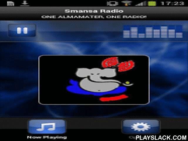 Smansa Radio  Android App - playslack.com , Plays Smansa Radio - IndonesiaThe education school radio of SMA N 1 Pontianak. One Almamater, One Radio!