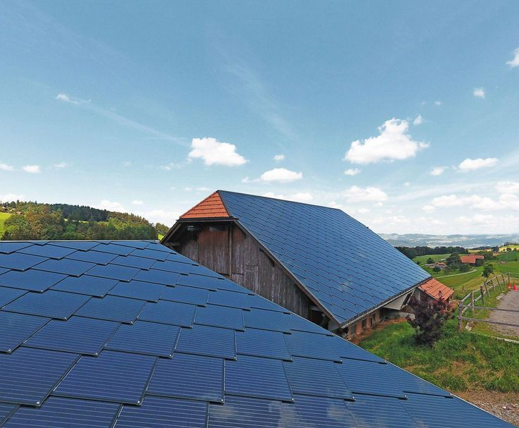 Solar Roof SUNSTYLE® SUNSTYLE solar roof a roof for